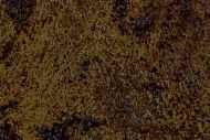 Detailaufnahme Abstraktes Gemälde aus echtem Rost mit Struktur zeitgenössisch Modern Art aus Rost