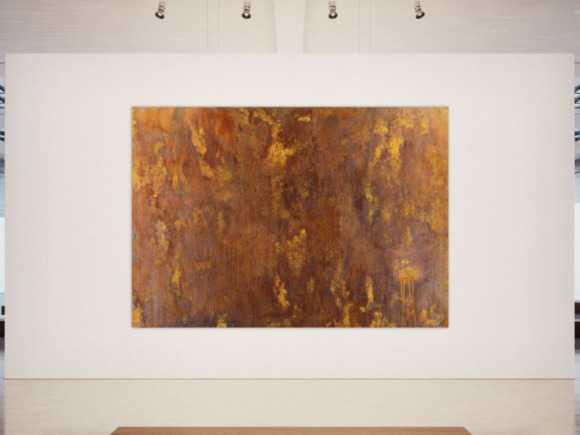Abstrakte Bilder in 180cm bis 200cm Höhe