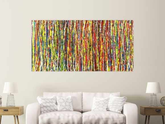 acrylbilder einfache motive