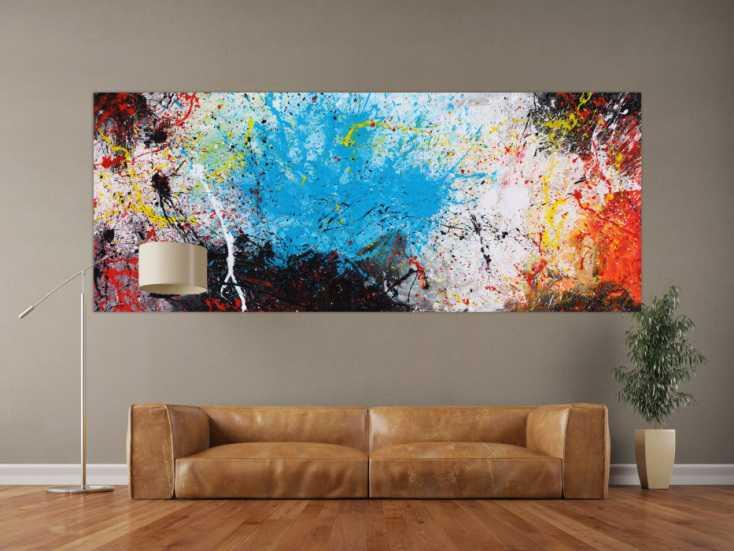 Ultra HD Kunstdruck vom Gemälde Nr. d1581