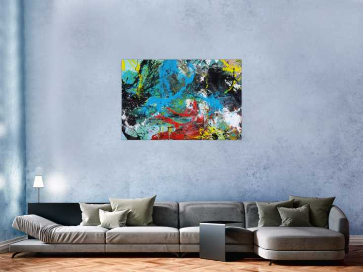 Ultra HD Kunstdruck vom Gemälde Nr. d1582