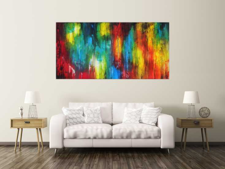 Ultra HD Kunstdruck vom Gemälde Nr. d1640