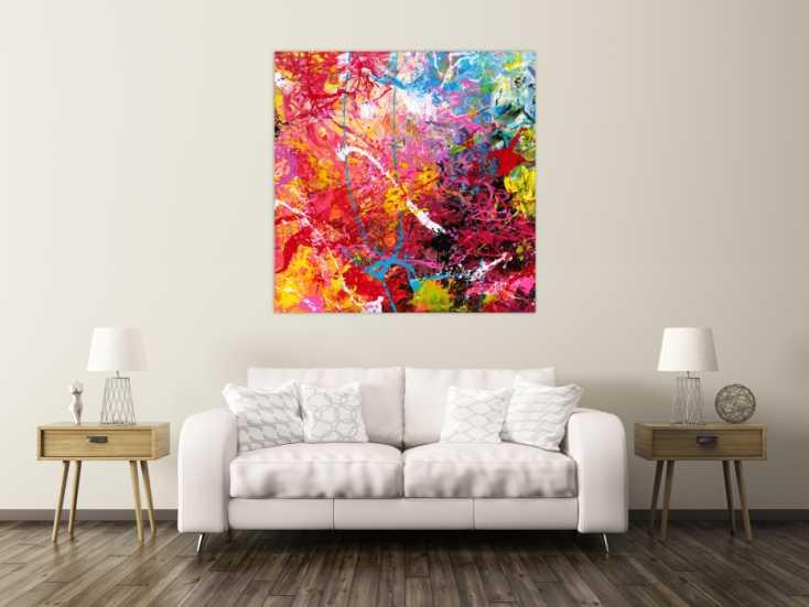 Ultra HD Kunstdruck vom Gemälde Nr. d1694