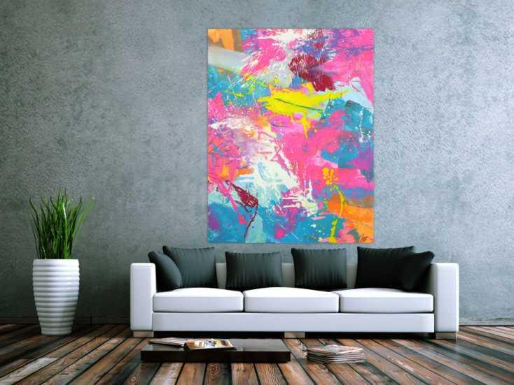 Ultra HD Kunstdruck vom Gemälde Nr. d1715