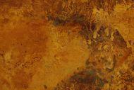 Detailaufnahme Original Gemälde abstrakt 180x100cm Aus echtem Rost Moderne Kunst auf Leinwand  braun rot einzigartig