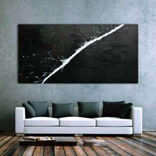 abstrakte acrylbilder xxl modern im gro format online kaufen. Black Bedroom Furniture Sets. Home Design Ideas