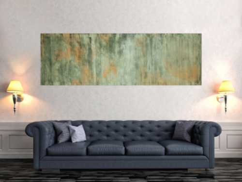 Abstraktes Bild Camouflage