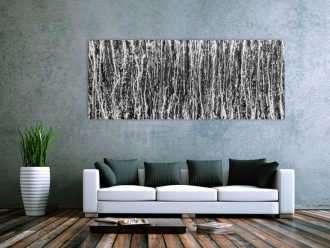 beige abstrakte gem lde online kaufen. Black Bedroom Furniture Sets. Home Design Ideas