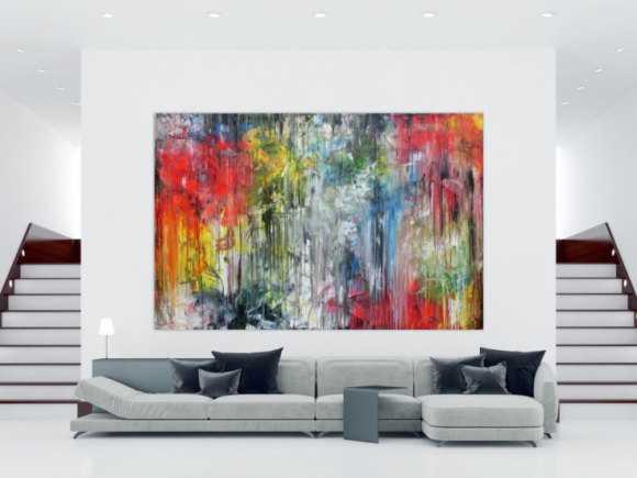 moderne abstrakte gem lde ber 2500 euro online kaufen. Black Bedroom Furniture Sets. Home Design Ideas