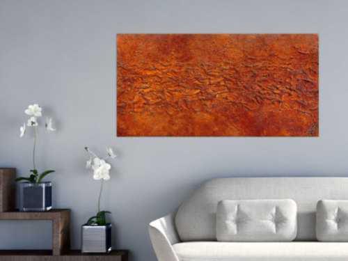 Kunstdrucke Moderne Kunst abstrakte acrylbilder in große bilder auf leinwand kaufen