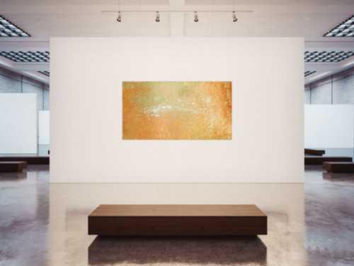 Abstraktes Acryl Bild