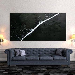 Minimalistische Gemälde