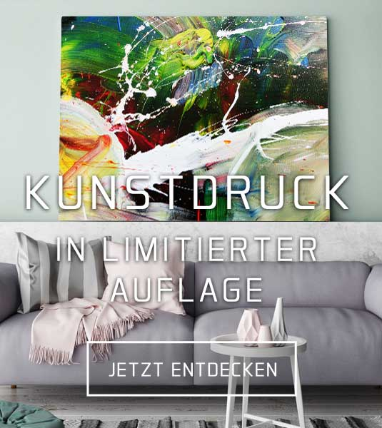 Abstrakte acrylbilder in xxl gro e bilder auf leinwand for Abstrakte kunstdrucke
